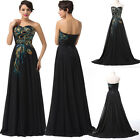 FREE SHIP❤ Prom Gown Dresses Party Masquerade Formal Evening Bridesmaid LONG NEW