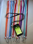 A Funky Polka Dots Lanyard / Neck Strap for Mobile Phone, MP3 Player, Camera