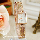 SALE shiny women's lady's quartz rhinestones OL style charming watches 01