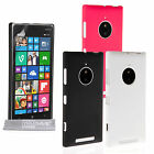 Yousave Accessories Nokia Lumia 830 Best Hard Hybrid Tough Phone Case Cover UK