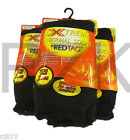 3 Pairs Of Kids Boys Girls Ultimate Thermal Socks Red Heat Holding 2.4 Tog Socks