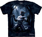 WEREWOLF TRANSFORMATION BIG FACE ADULT SMALL-5XL T SHIRT THE MOUNTAIN NEW DESIGN