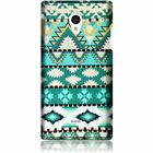 For Sharp Aquos Crystal Rubberized HARD Protector Case Snap On Phone Cover