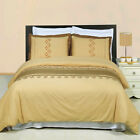 Lakewood Embroidered 8-PC Bed in a Bag 100% Egyptian Cotton