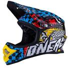 O'Neal Fury Fidlock Helm Evo WILD Multi DH FR MTB AM Dirt Downhill Mountainbike