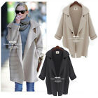 New Women Knitted Cardigan Loose Casual Lady Jacket Wind Coat