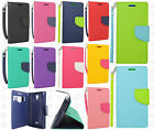 For Sharp Aquos Crystal Leather Wallet Case Pouch Flip Phone Cover Accessory