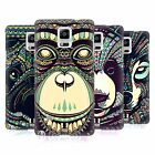 HEAD CASE DESIGNS AZTEC ANIMAL FACES SERIES 3 CASE FOR SAMSUNG GALAXY NOTE 4