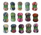 James C Brett Woodlander DK Knitting Wool - ALL SHADES 100g Ball  (Combined p&p)