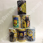 Despicable Me Us Gift Childrens Present Money Box Piggy Bank Saving Cash Tin Can