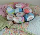 KATIA CANDY For BABY Cotton 4Ply Crochet & Knitting Yarn -Choose Colour