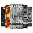 HEAD CASE DESIGNS INDUSTRIAL TEXTURES CASE FOR SONY XPERIA Z3 COMPACT D5803
