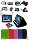 """Speaker Leather Case Cover+Gift For 7.85"""" Apex AMPE A82 Android tablet GB5"""