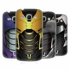 HEAD CASE ARMOUR COLLECTION 2 GEL BACK CASE COVER FOR SAMSUNG GALAXY ACE 3 S7272