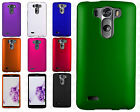 For LG G3 Vigor Rubberized HARD Protector Case Snap On Phone Cover Accessory