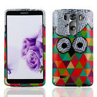 For LG G3 Vigor HARD Protector Case Snap On Phone Cover Accessory  Screen Guard