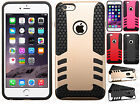 Apple iPhone 6 Plus 5.5 Rocket HYBRID HARD Protector Case Rubber Cover Accessory