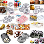 Any Number Tins Pan Pizza Baking Frame Cake Mold Sugarcraft Chocolate Party Tool