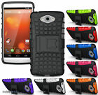 GRENADE GRIP RUGGED SKIN HARD CASE COVER STAND FOR MOTOROLA DROID TURBO XT1254