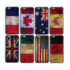 Slim National Flag Pattern PC Hard Back Case Cover for Apple iPhone 6 Plus 5.5""