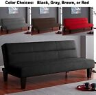 Futon Sofa Bed Wood Futons Convertible Couch Dorm Lounger Sofas Sleeper Lounge