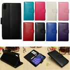 Flip Leather ID Card Slot Wallet Case Cover Stand For Sony Xperia Z2 D6503 L50w
