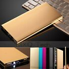 20000mAh USB External Ultra Thin Battery Power Bank Charger For Mobile CellPhone