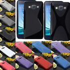 ※X/S※ Soft TPU Gel Silicone Case Cover Skin For Samsung Galaxy A3/Duos SM-A300F