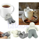 Lot of Silicone Tea Infuser Loose Tea Leaf Strainer Herbal Spice Filter Diffuser