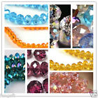 Wholesale Colorful 3X4mm Swarovski Crystal Loose Bead 150PCS