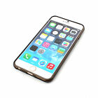Glossy TPU Gel Case + Screen Protector for Apple iPhone 6 Plus