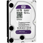 "Hard Drive 3.5"" WESTERN DIGITAL WD Purple for CCTV DVR NVR 500GB 1TB 2TB 3TB 4TB"