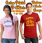 Custom T Shirts Personalized Your Text Message Here Funny Saying Small to 4XL