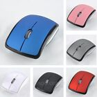 Foldable Wireless 2.4G USB 1200 DPI Switchable Optical Mouse Mice For Laptop PC