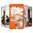 HEAD CASE DESIGNS CATS HARD BACK CASE FOR SAMSUNG GALAXY TAB 4 7.0 LTE T235