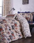British Style Duvet Covers & P/case Bedset Bedding Or Curtains Or Cushion London