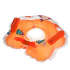 Inflatable Baby Kid Aids Infant Neck Floating Ring Swimming Pools Bath Safety