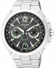 Citizen Eco-Drive Satellite Wave Air GPS Sapphire Men's Watch CC1091-50F
