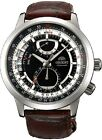 Orient Explorer GMT Dual Time Japan Automatic Sapphire Men's Watch DH00002B