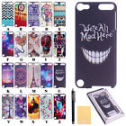Painting Design Pattern Plastic Case Cover for iPhone iPod Touch Samsung Galaxy