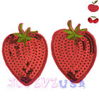 Sexy Womens Red Color Fruit Pasties Breast Nipple Covers Sticker