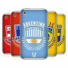 HEAD CASE DESIGNS FOOTBALL CREST HARD BACK CASE FOR APPLE iPHONE 3GS