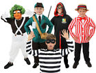 BOYS SCHOOL BOOK WEEK FANCY DRESS COSTUME CHOOSE STYLE CHILDS WORLD BOOK DAY