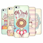 HEAD CASE DESIGNS MY KIND OF SUMMER HARD BACK CASE FOR APPLE iPHONE 5C