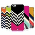 HEAD CASE DESIGNS COLOUR BLOCK CHEVRON CASE FOR APPLE iPHONE 6 PLUS 5.5
