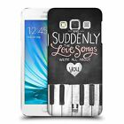 HEAD CASE DESIGNS MOONSTRUCK AND BEWILDERED CASE FOR GALAXY A3 3G A300H DUOS