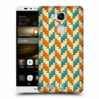 HEAD CASE DESIGNS WOVEN PAPER PATTERNS HARD BACK CASE FOR HUAWEI ASCEND MATE7