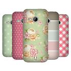 HEAD CASE DESIGNS FRENCH COUNTRY PATTERNS HARD BACK CASE FOR HTC ONE MINI 2
