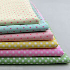 Spotty Dot Polka Spot 100% Cotton Twill Fabric 160cm Wide Per Meter