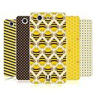 HEAD CASE BUSY BEE PATTERNS SILICONE GEL CASE FOR SONY XPERIA Z3 COMPACT D5803